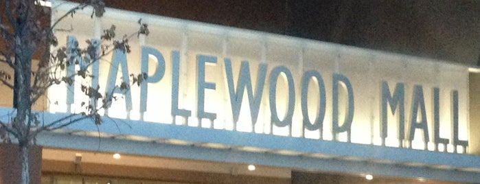 Maplewood Mall is one of White Bear Lake Area Hot Spots.