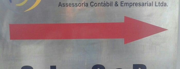 Mespr - Assessoria Contábil e Empresarial is one of cursos, shopping,  facul.