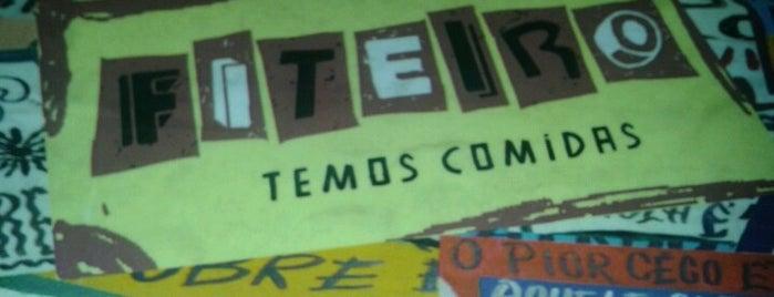 Fiteiro Dom Luís is one of Restaurantes em Fortaleza.