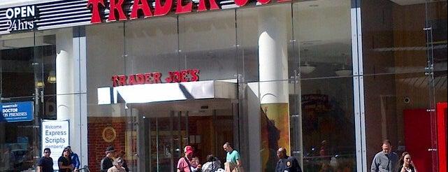 Trader Joe's is one of USA NYC MAN UWS.