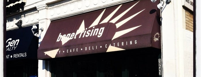 Bagel Rising is one of Back to BU.