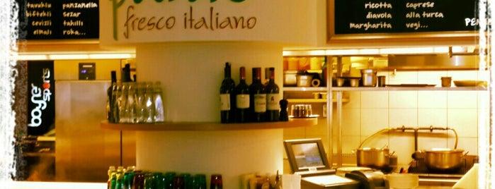 Punto Fresco Italiano is one of Lezzetli - Istanbul..