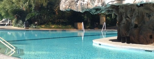 The Mirage Pool & Cabanas is one of Entertainment.