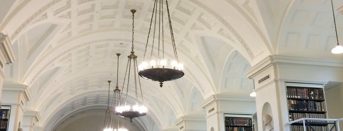 Boston Athenaeum is one of The 15 Best Places for Tours in Boston.