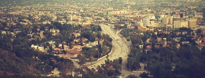 Mulholland Drive is one of Before you leave LA, you must....
