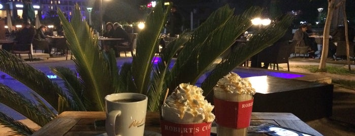 Robert's Coffee is one of Antalya 6.