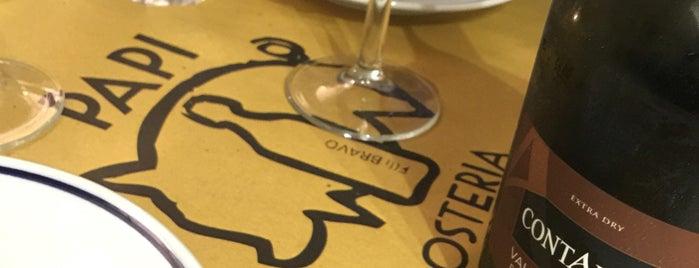 Osteria Papi is one of Ristoranti.