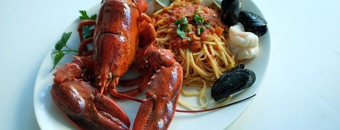 Spaghettino is one of The 15 Best Italian Restaurants in Miami.