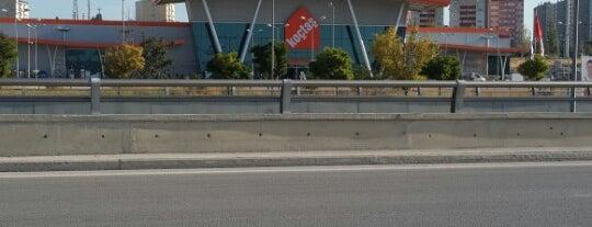 Koçtaş is one of Ankara AVM ve mağazaları.
