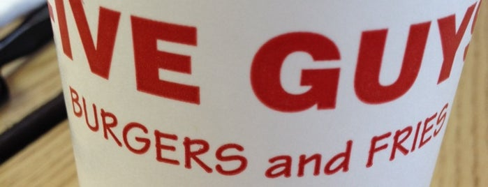 Five Guys is one of Best places in Mechanicsville, VA.