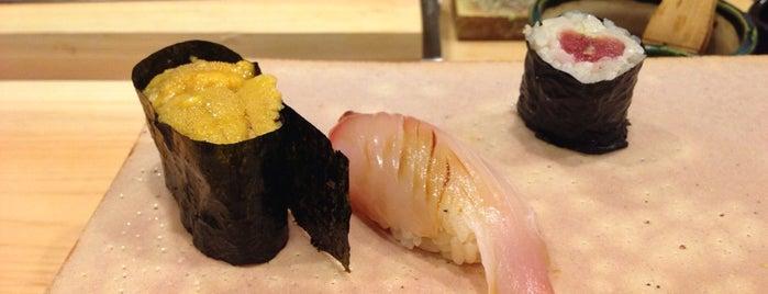 十兵衛寿司 is one of 美味しいお店.