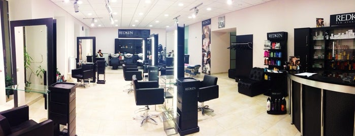 REDKEN LOFT is one of Поесть.