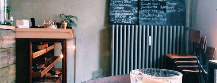 Roamers is one of Berlin Best: Cafes, breakfast, brunch.