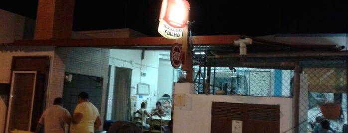 Marisqueira Fialho is one of Restaurantes.
