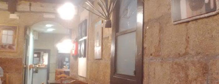 A 'Curuxa is one of Comemos en #Vigo.