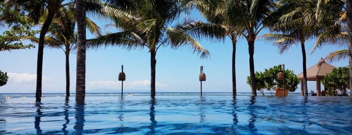 The Royal Santrian is one of Best Hotels in Bali.