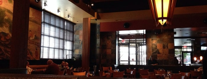 P.F. Chang's is one of Favorite Places.
