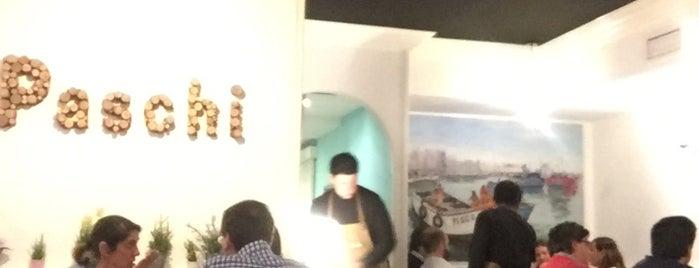 paschi is one of Restaurantes.