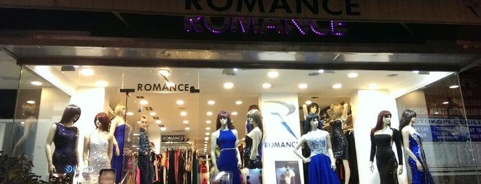 Romance is one of Adana.
