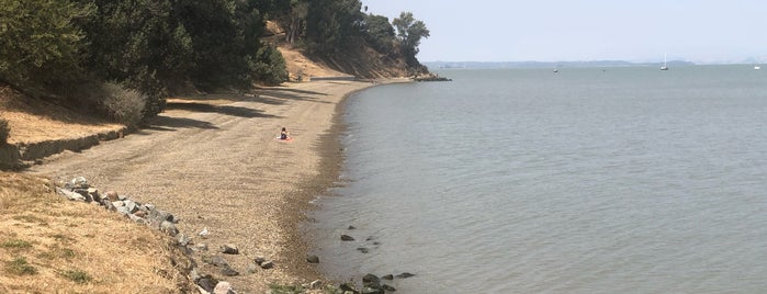 McNear's Beach is one of California To-Do.