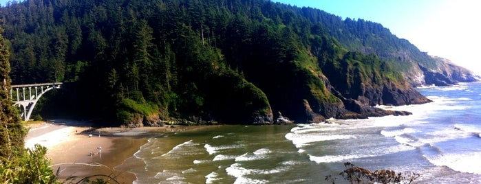 Heceta Beach is one of Florence, OR.