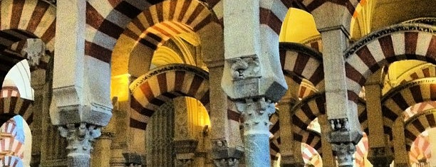 Mosque-Cathedral of Cordoba is one of Parchi e musei archeologici.