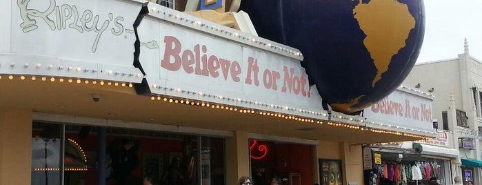 Ripley's Believe It or Not! is one of Kid Stuff.