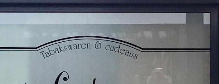 van lookeren is one of Sigarenzaken/rooklounges.