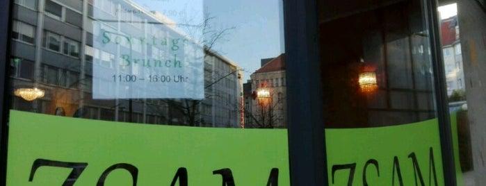 Café-Bistro Zsam-Zsam is one of Exotische & Interessante Restaurants In Wien.