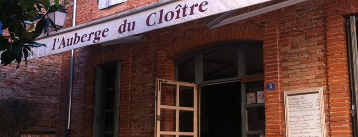 Reataurant Le Cloitre is one of Les chemins de Compostelle.