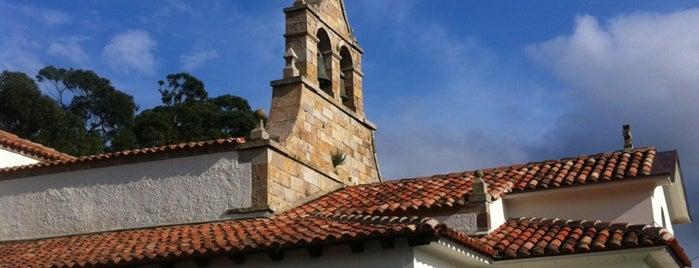 Santa María De Tona is one of Les chemins de Compostelle.