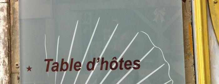 Le Relais Du Jacquet is one of Les chemins de Compostelle.