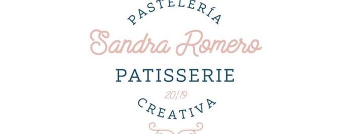 Sandra Romero Patisserie is one of Quiero ir !!! 🔜.