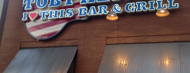 Toby Keith's I Love This Bar And Grill is one of Places.