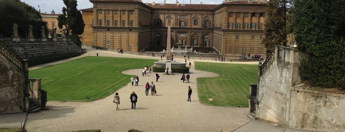 Boboli Gardens is one of Attractions to Visit.