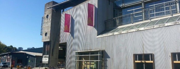 Emily Carr University of Art & Design is one of Best of Granville Island.