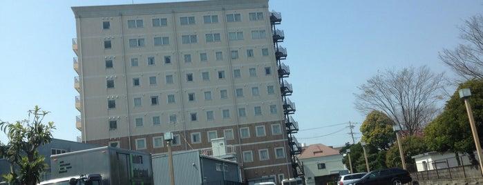 Shizuoka Hotel Tokinosumika is one of 宿泊履歴.