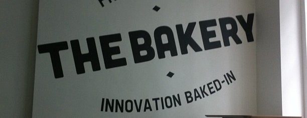 The Bakery is one of Silicon Roundabout / Tech City London (Open List).