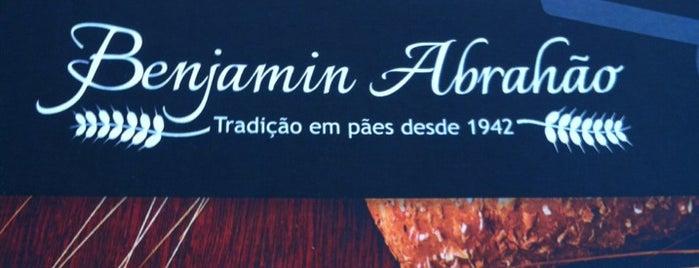 Benjamin A Padaria is one of Coxinha ao Caviar.