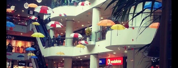 Olimpia Alışveriş Merkezi is one of ALIŞVERİŞ MERKEZLERİ / Shopping Center.