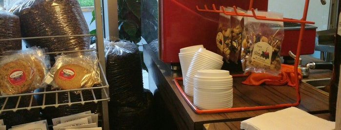 Café Santo Domingo is one of Donde comer sin carne..