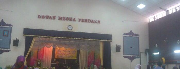 Institut kemahiran mara sungai petani is one of Learning Centers,MY #5.