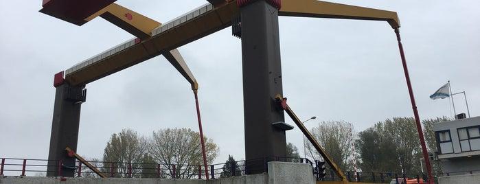 Bannebrug - IJdoornlaanbrug - Brug der Zuchten (Brug 970) is one of I ♥ Noord.