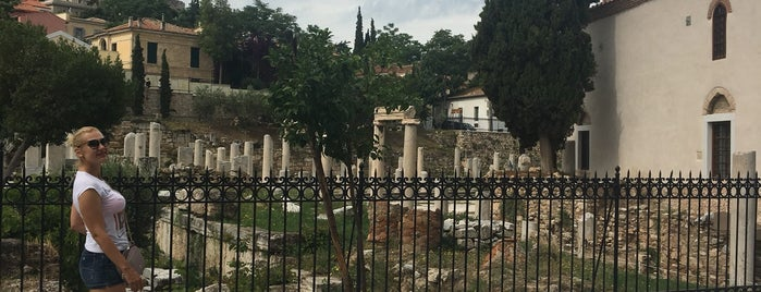Athens Down Town