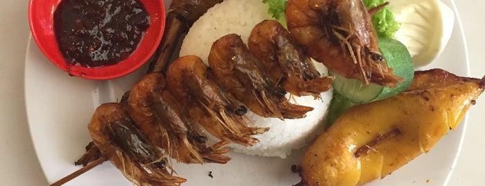 Warung Nasi AMPERA is one of Top 10 restaurants when money is no object.