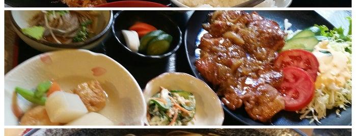Kidoairaku is one of Henri's TOP Japanese Food.