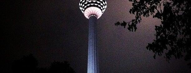 KL Tower (Menara Kuala Lumpur) is one of 2 do list # 2.