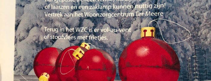 WZC Ter Meere is one of my places.