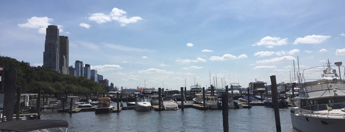 Boat Basin Cafe is one of Places to visit NYC 2013.