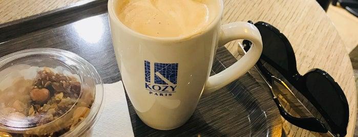 Kozy Paris is one of Paris.